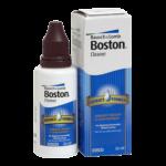 """Boston® Advance Cleaner סבון שטיפה והשרייה לעדשות מגע קשות חדירות חמצן, המוצר מונע הצטברות משקעים ולכלוך ע""""ג העדשה. המוצר מסייע למנוע תחושת אי נוחות הנגרמת עקב הרכבת עדשות המגע ומסייע למנוע מצבים של דלקת בעין. המוצר אינו מיועד לשימוש בעדשות מגע רכות"""