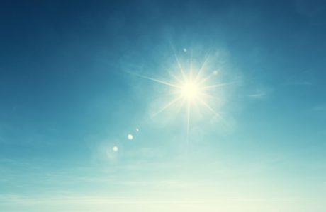 כצאת השמש